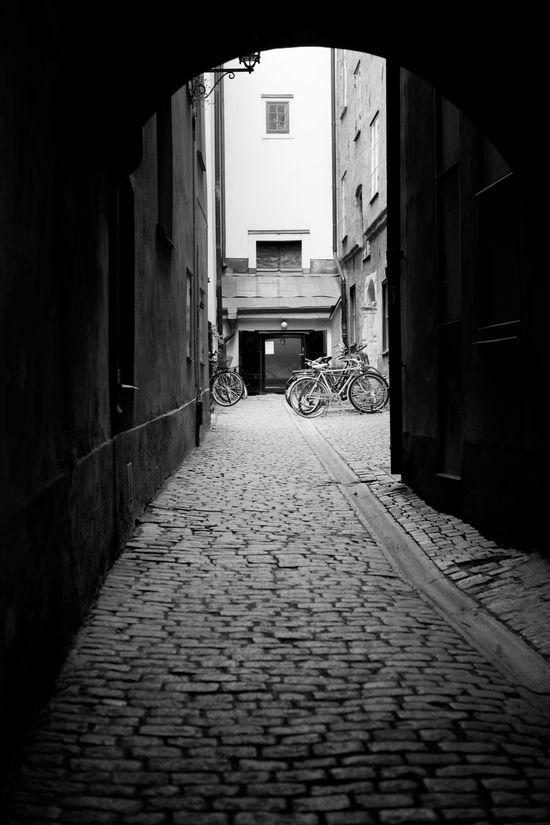Stockholm- Quiet Street