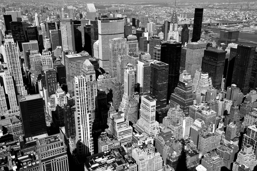 NEW YORK - AERIAL VIEW-4