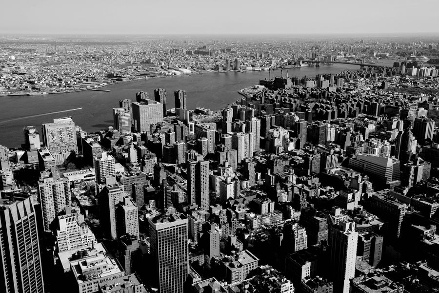 NEW YORK - AERIAL VIEW-6