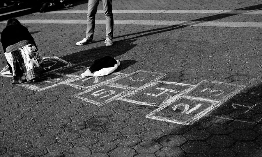 Union Square- Hopscotch