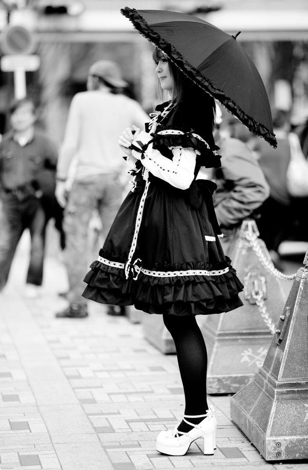TOKYO- HARAJUKU GIRL-2