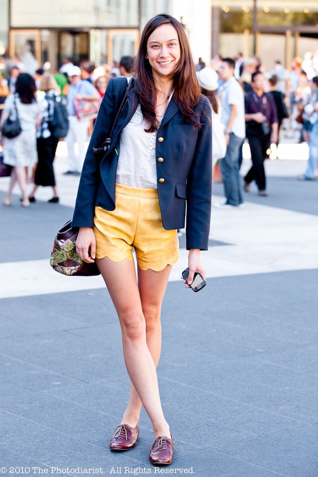 NYFW- MELLOW YELLOW