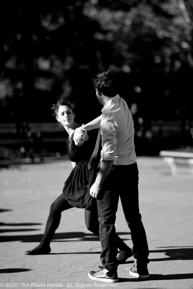 THE DANCERS VII