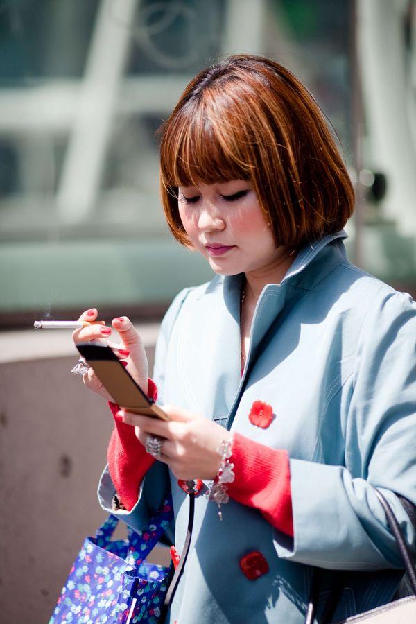 TOKYO- ON THE STREET