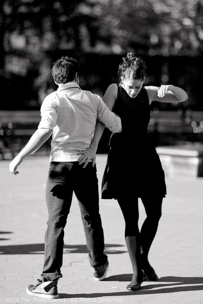 THE DANCERS VI