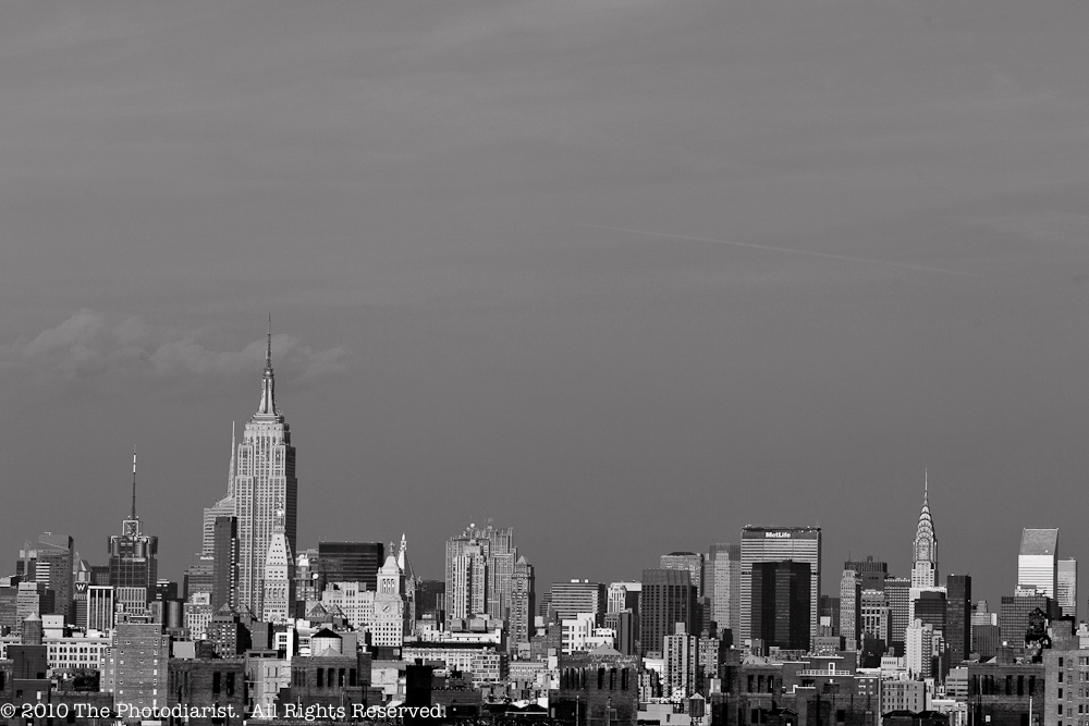 FROM BROOKLYN BRIDGE I