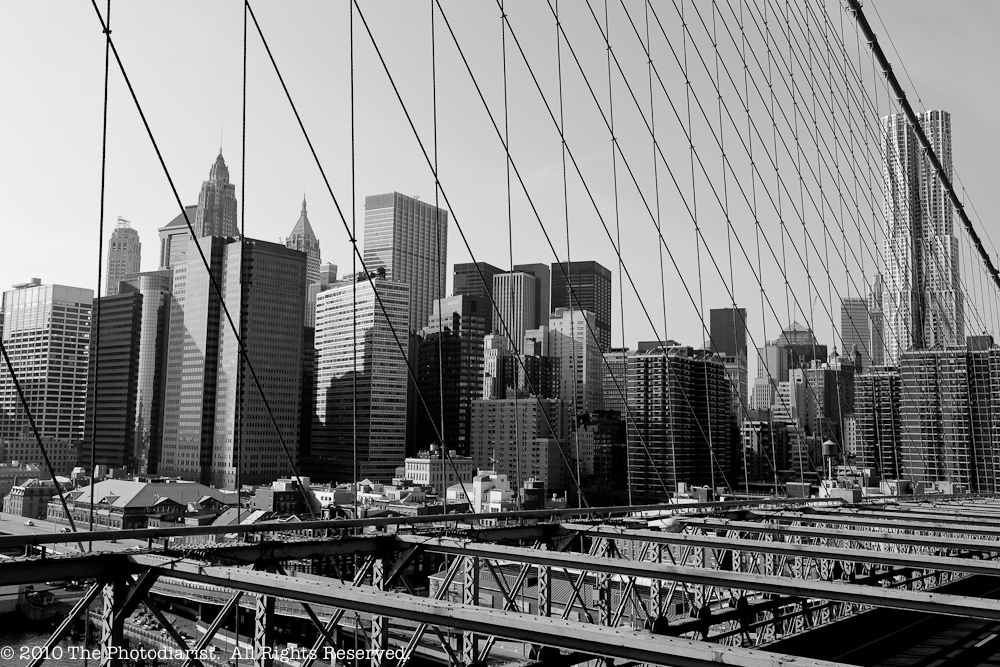 FROM BROOKLYN BRIDGE IV