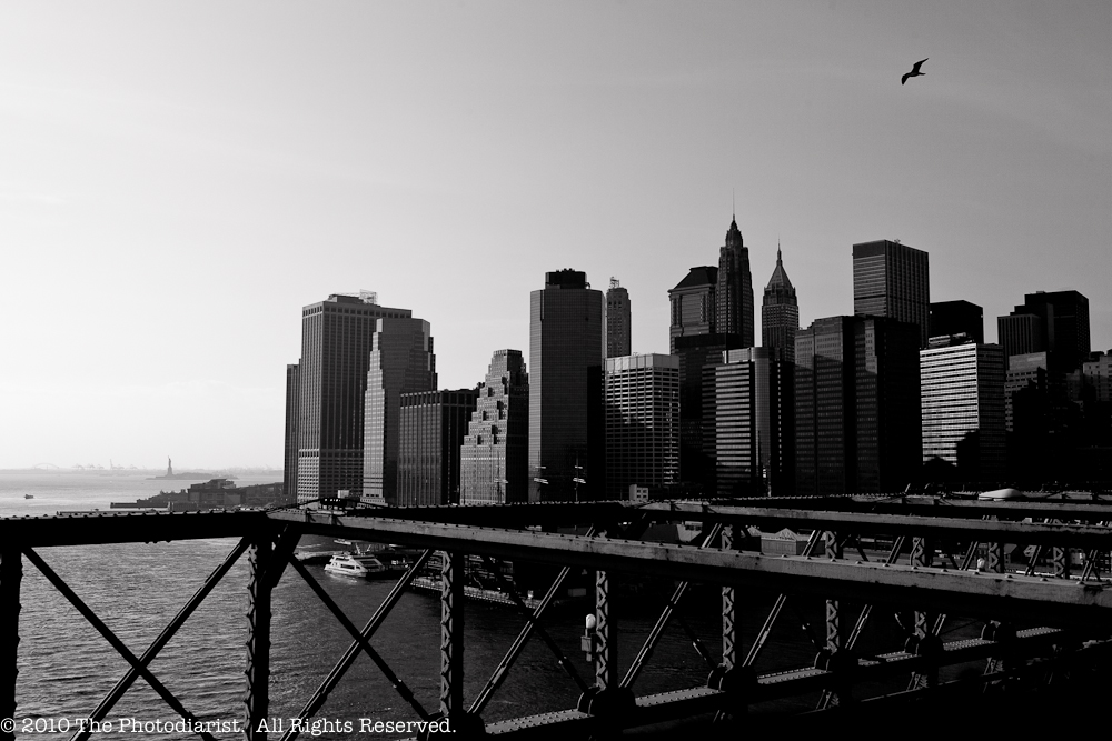 FROM BROOKLYN BRIDGE III