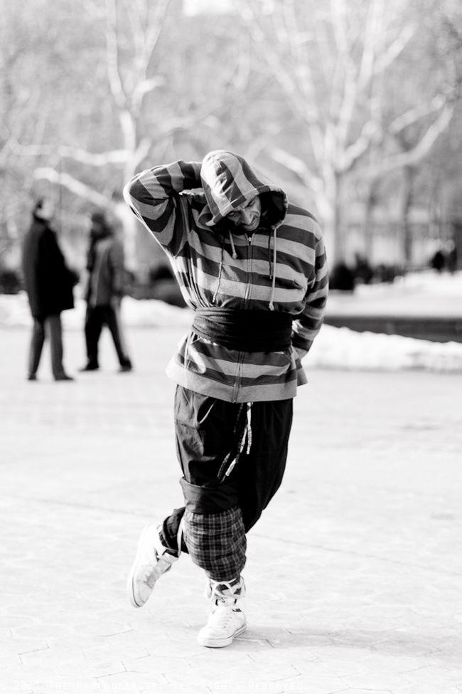DANCING MAN III