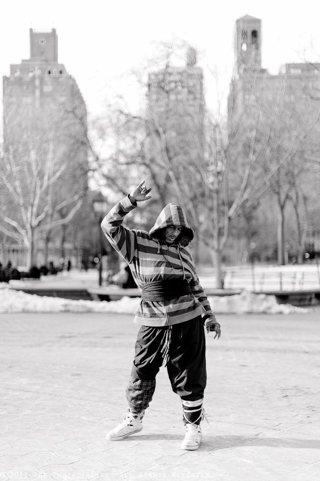 DANCING MAN VI