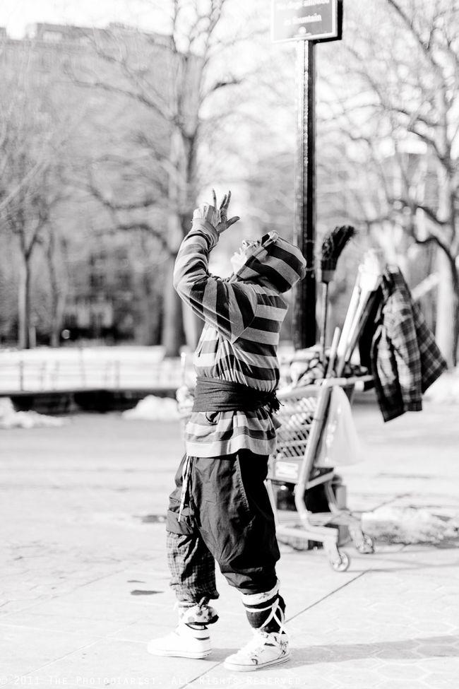 DANCING MAN I