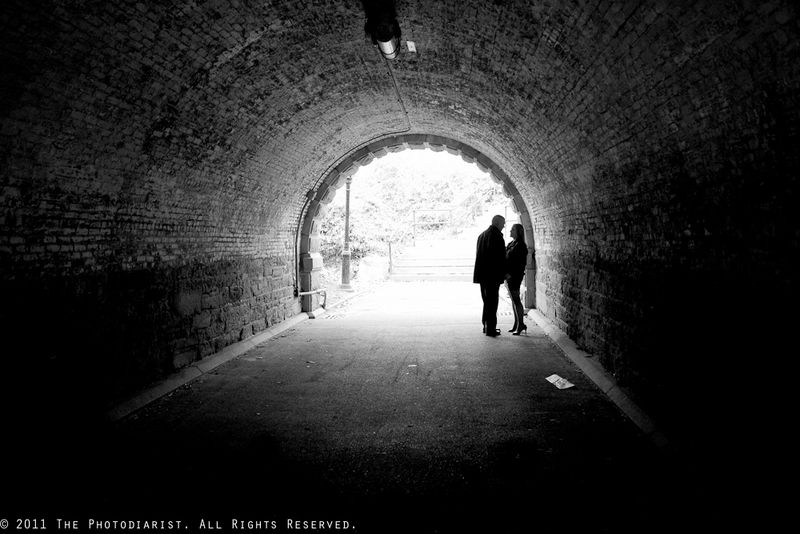 ROMANCE IN THE TUNNEL