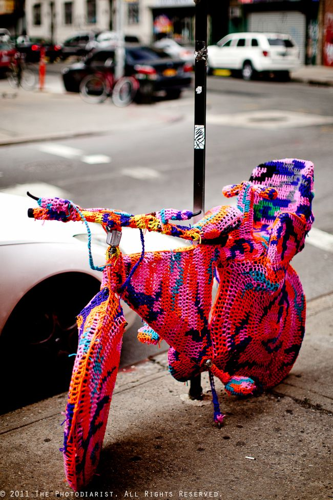 URBAN KNITTING II