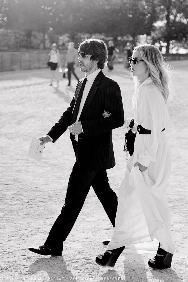 BEFORE LANVIN- RACHEL ZOE AND RODGER BERMAN