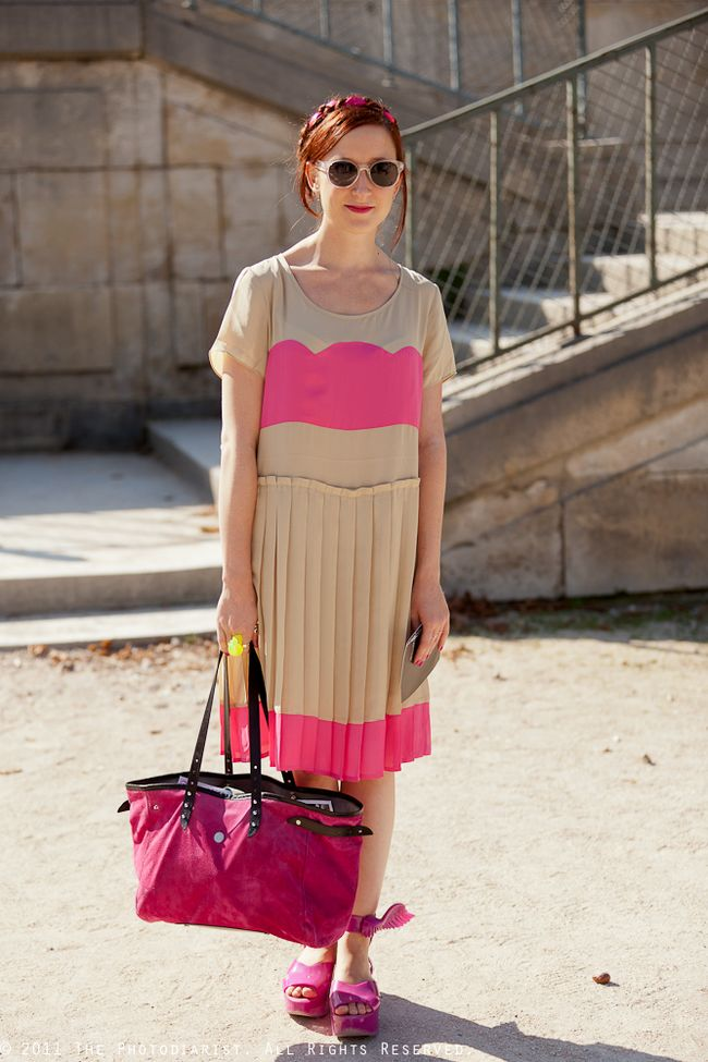BEFORE GUY LAROCHE- PINK