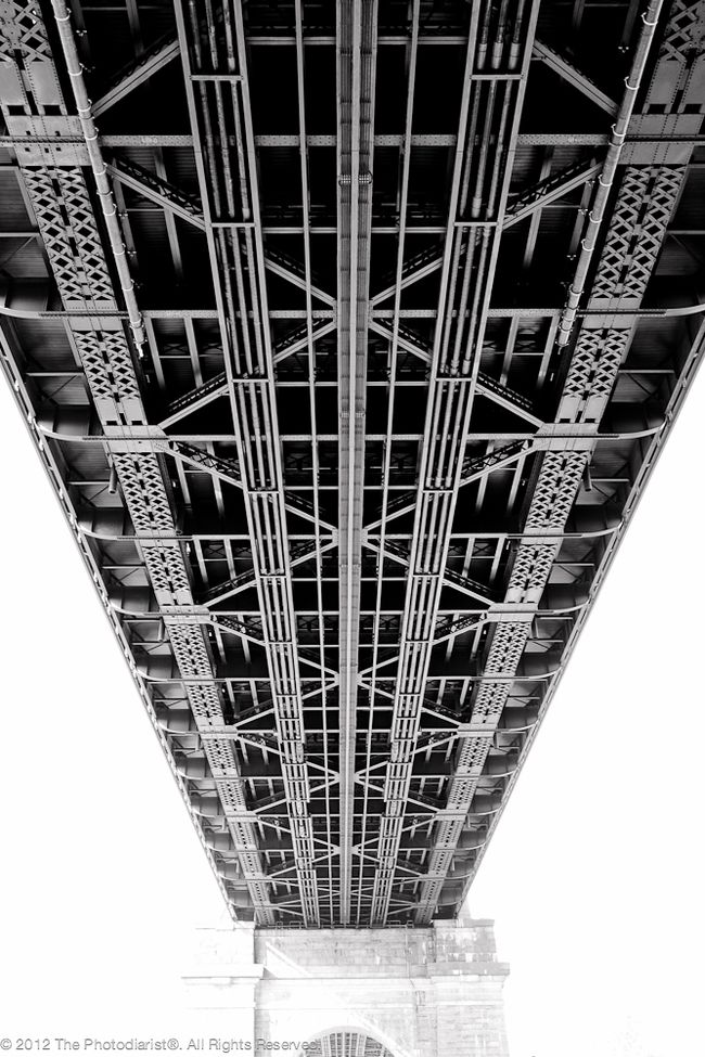 BELLY OF THE BRIDGE