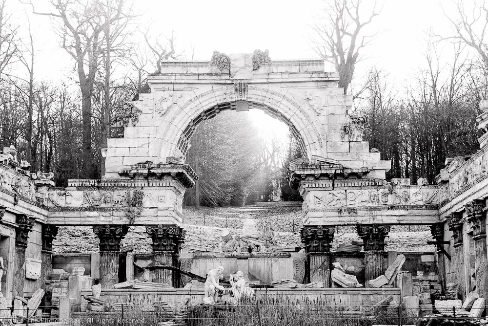 VIENNA- GARDENS OF SCHONBRUNN CASTLE I