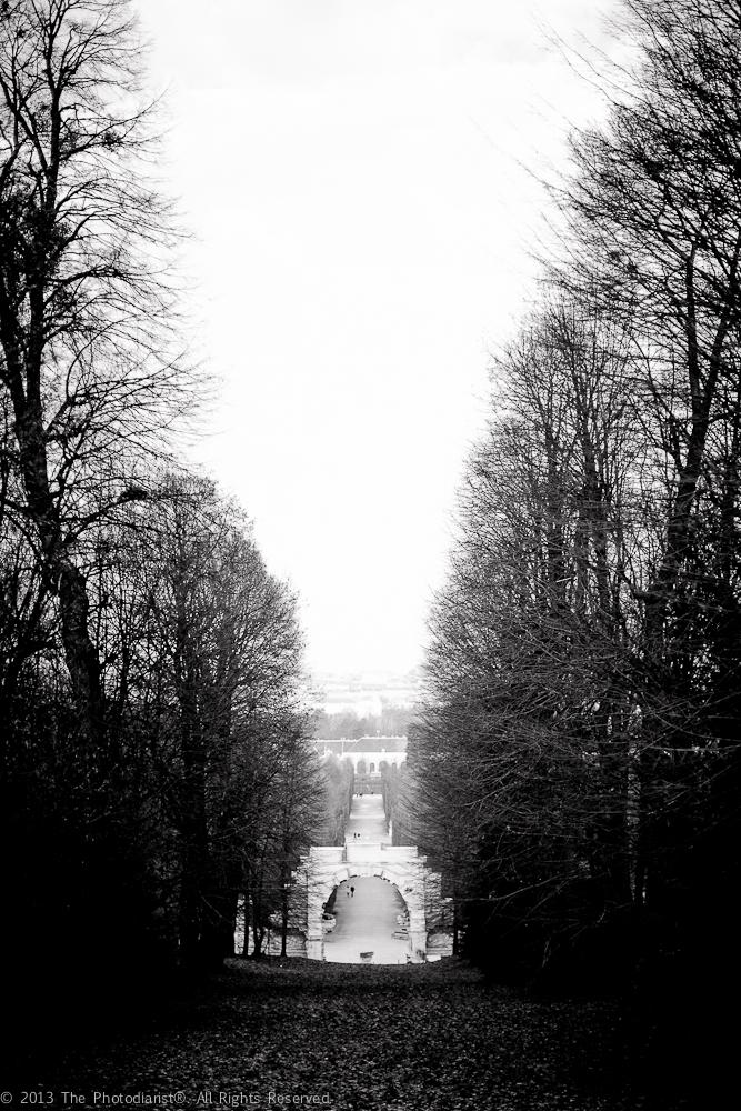 VIENNA- GARDENS OF SCHONBRUNN CASTLE II