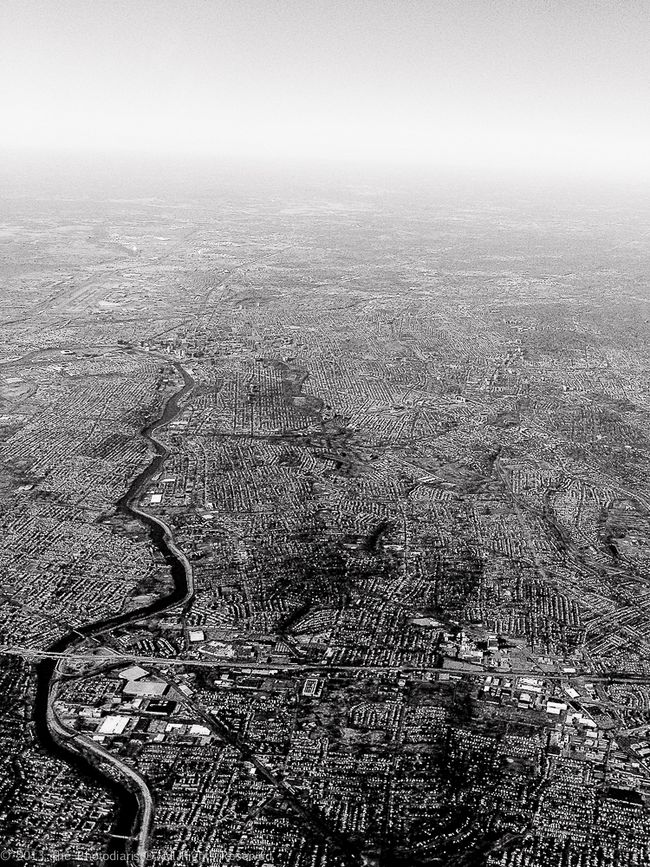 NYC FROM THE AIR II