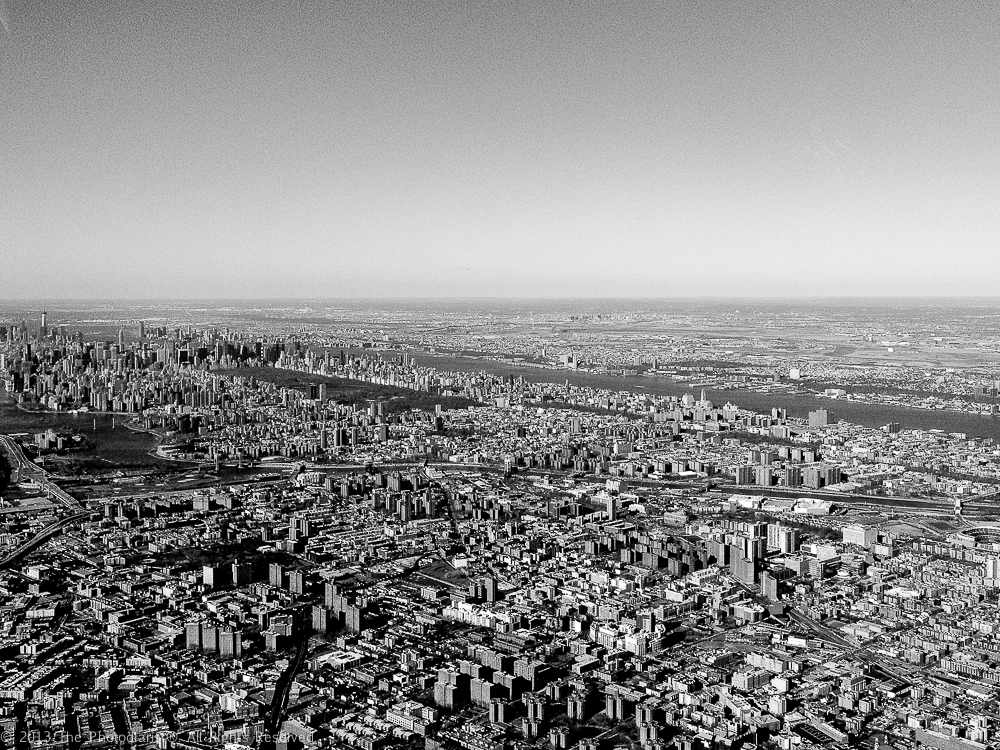 NYC FROM THE AIR III