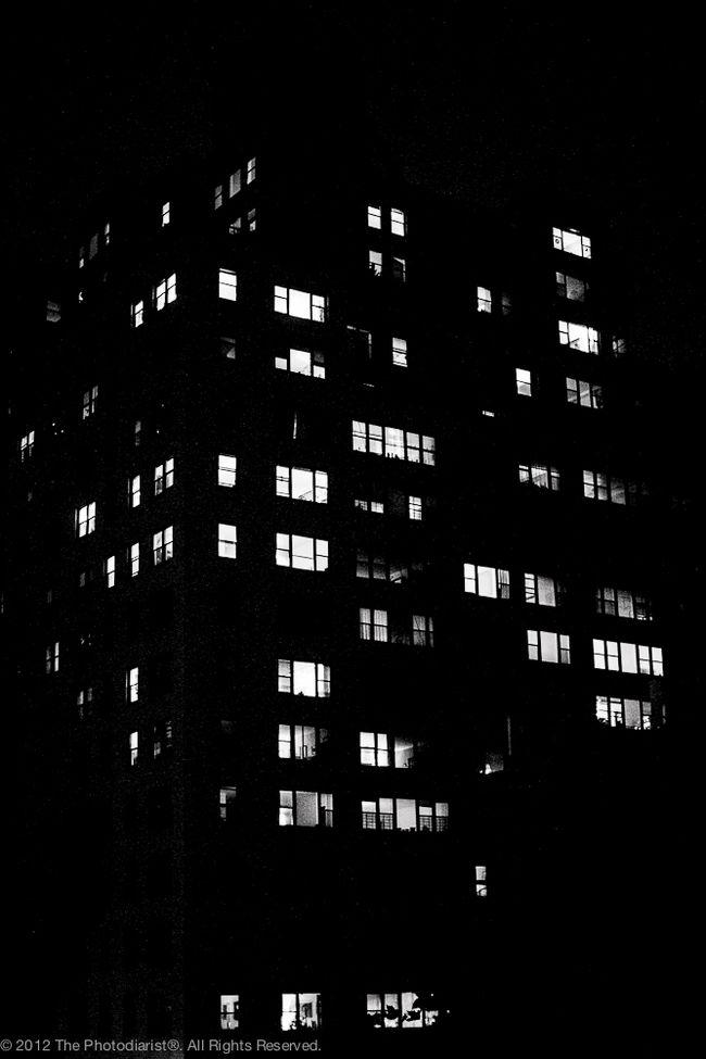 IN NEW YORK- LIGHTS
