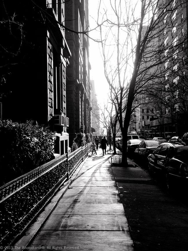 GRAMERCY- ON THE STREET
