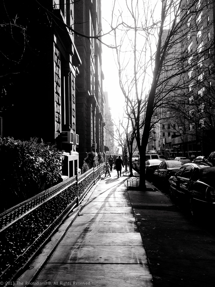 GRAMERCY- ON THE STREET